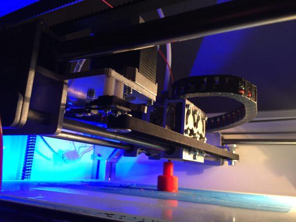 Innovatie 3D printer voor consument