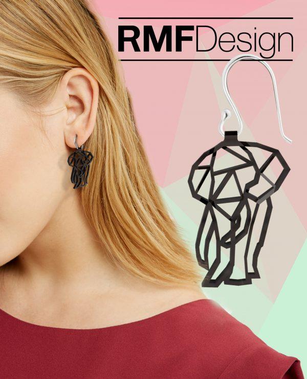 Polygon Tie Clip RMF Design