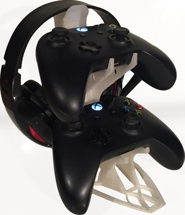 3D printed design Xbox Controller Dock