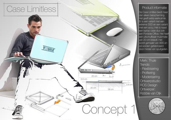 Concept pagina