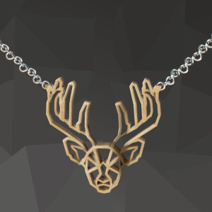 Polygon Deer hanger